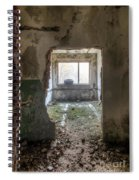 Small Cozy Room Spiral Notebook