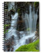 Small Falls Spiral Notebook