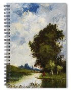 Small Floodplain Spiral Notebook