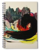 Small Landscape 69 Spiral Notebook