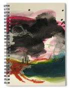 Small Landscape12 Spiral Notebook