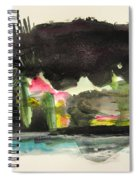 Small Landscape34 Spiral Notebook