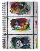 Small Landscape4 Spiral Notebook