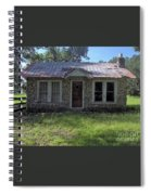 Small Limestone Home Spiral Notebook