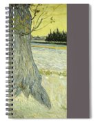 Small Pear Tree In Blossom Arles, April 1888 Vincent Van Gogh 1853  1890 Spiral Notebook