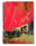 Small Pike Umbrella Spiral Notebook