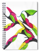 Small Waves Spiral Notebook