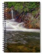 Smalls Falls Spiral Notebook