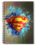 Smallville Spiral Notebook