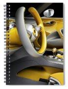 Smart For-us Spiral Notebook