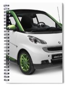 Smart Fortwo Electric Drive Spiral Notebook