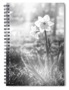 Smell Of The March Spiral Notebook