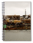 Smelter Works Spiral Notebook