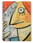 Smile 713 Spiral Notebook