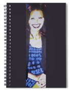 Smile Of Beauty Spiral Notebook