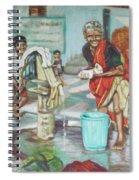 Smile Plz Spiral Notebook