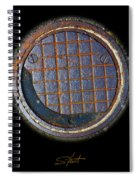 Smiley Face Spiral Notebook