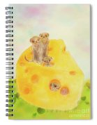 They Are All Smiling Spiral Notebook