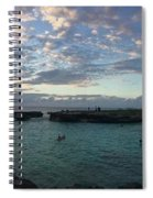 Smith Cove Grand Cayman  Spiral Notebook