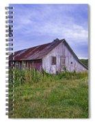Smith Farm Barn Spiral Notebook