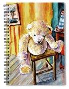 Smogenbear Spiral Notebook