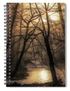 Smoke By The Water Spiral Notebook