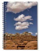 Smoke Signals Spiral Notebook