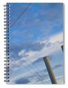Smoke Stax Spiral Notebook