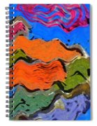 Smokerings Spiral Notebook