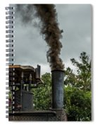 Smokin Spiral Notebook