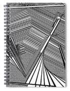 Smoking Art Spiral Notebook