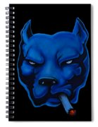 Smoky Spiral Notebook