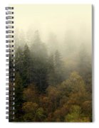 Smoky Mount Horizontal Spiral Notebook