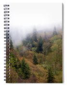 Smoky Mount Vertical Spiral Notebook