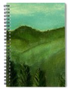 Smoky Mountains Spiral Notebook