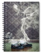 Smoky Shoes Spiral Notebook