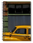 Smooth Operator Spiral Notebook