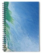 Smooth Wave Tube Spiral Notebook