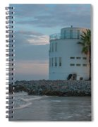 Smugglers Blues Spiral Notebook
