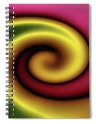 Snail Spiral Notebook