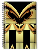 Snarl Spiral Notebook