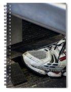 Sneaker Spiral Notebook