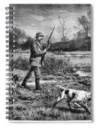 Snipe Hunters, 1886 Spiral Notebook