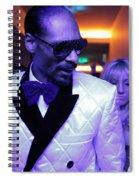 Snoop Dogg Spiral Notebook