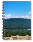 Snooper's Rock Overlook Spiral Notebook