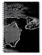 Snoopy On The Moon Spiral Notebook