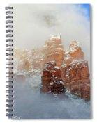 Snow 07-102 Spiral Notebook