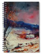 Snow 569020 Spiral Notebook