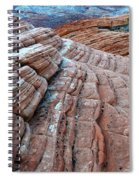 Snow Canyon Utah 2 Spiral Notebook