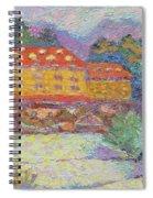 Snow Grove Park Inn Spiral Notebook